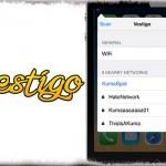Vestigo - どんな場面でも高機能なWi-Fi選択画面を呼び出す