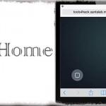 vHome - 画面上に仮想ホームボタン&スリープボタンを追加