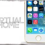 Virtual Home - TouchIDを利用し、ホームボタンを「さわる」だけで操作 [JBApp]