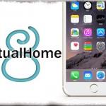 VirtualHome 8 n 9 - Touch IDを利用して「さわる」だけでホームボタン操作