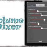 Volume Mixer - 通知センターへ各種音量を調整可能なスライダーを個別に追加! [JBApp]