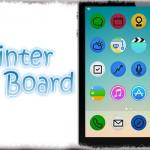 WinterBoard - アイコンやデザインを自分好みのテーマにカスタマイズ!