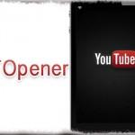 YTOpener - YouTubeへのリンクは新YouTubeアプリで開くようにする! [JBApp]