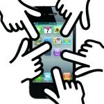 [iOS] iPhone マルチタッチジェスチャ & ミュートスイッチ機能変更を有効にする方法