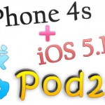iPhone 4S + iOS 5.1.1 脱獄が『完璧』に動作した、と Pod2g氏が報告