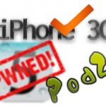 iOS 5 完全脱獄が「iPhone 3GS」でも起動出来たと報告。順調、順調!