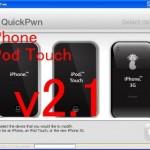 iPhone / Touch 2.1 JailBreak、脱獄方法【とりあえず版】