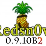 「Redsn0w 0.9.10b2」へアップデート:バグを修正。上書き脱獄で適用も可能