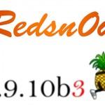 「Redsn0w 0.9.10b3」へアップデート:再実行で起っていたバグを修正。