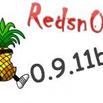 A4 + iOS 5.1.1 ファームウェア&仮脱獄に対応『Redsn0w 0.9.11b4』アップデート