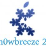 [iOS] iOS 5.0.1 対応完全脱獄ツール for ~A4「Sn0wbreeze 2.9」