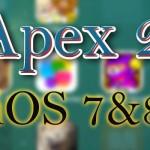 アプリにアプリを収納する「Apex 2」がiOS 8に対応! [JBApp]