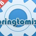 高機能で人気の脱獄アプリ「Springtomize 3」がiOS 8に対応したよ! [JBApp]