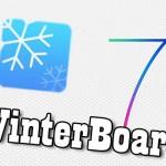 「WinterBoard」がiOS 7 & iPhone 5s対応!! テーマ職人さん、お仕事の時間です!! [JBApp]