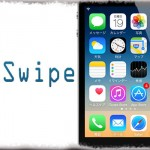 CCSwipe - 画面下からスワイプでアプリ操作!Auxoのアレ風! [JBApp]