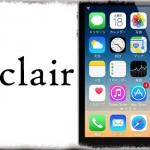 Eclair - ロックの度に自動でアプリを終了しホーム画面へ戻る [JBApp]