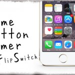 Home Button Timer FS - ホームボタンの反応速度を向上させちゃうトグル [JBApp]