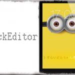 LockEditor - ロック画面の背景やテキストなどをカスタマイズ [JBApp]