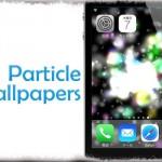 Particle Wallpapers - パーティクルアニメーションな動く壁紙を追加 [JBApp]