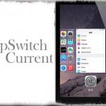 AppSwitchCurrent - スイッチャーは現在使用中アプリを中心に表示 [JBApp]