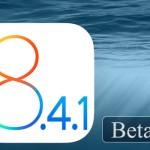 開発者向けに「iOS 8.4.1 Beta 2」がリリース、正式版はまだか…!!
