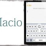 Macio - キーボードの長押しでActivatorアクションを実行可能に! [JBApp]