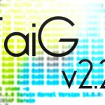 [重要] セキュリティ問題を修正、TaiG & TaiG 8.1.3-8.x Untether v2.2.1にアップデート