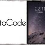 InstaCode - ロック画面とパスコード画面をひとつに統合 [JBApp]