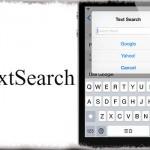 TextSearch - どこからでもサクッと簡単キーワード検索! [JBApp]