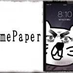 TimePaper - 好きな画像を特定の1分間だけロック画面に出現させる! [JBApp]