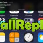 電話の着信を通知バナー化「CallReply」が開発中、無料リリースを予定 [JBApp]