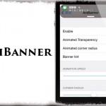 """AniBanner - 通知バナーに""""微妙""""なアニメーションを追加する [JBApp]"""