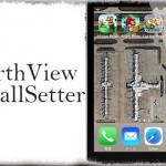 EarthView WallSetter - ランダムでGoogle Earthの絶景衛星写真を壁紙に [JBApp]