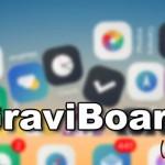 懐かしい!! ホーム画面が重力で崩壊「GraviBoard風」脱獄アプリが開発中! [JBApp]