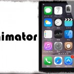 Animator - ホーム画面のアイコンがランダムでピョコピョコ動く [JBApp]