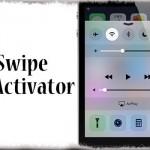CCSwipeActivator - コントロールセンター自体をスワイプ…をジェスチャーに [JBApp]