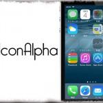 SBIconAlpha - アプリアイコンに3種類の透明度を設定&変更 [JBApp]