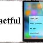 Tactful - Cydiaにクイックアクションを追加 [JBApp]