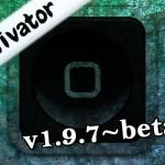 3D Touchイベントを追加&不具合修正「Activator 1.9.7~beta2」がリリース [JBApp]