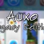 コントロールセンターを初代Auxo風に「Auxo Legacy Edition」がiOS 9に対応 [JBApp]