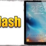 Flash - 暗い場所では「ライト点灯」ボタンが自動でロック画面に出現 [JBApp]