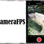 InCameraFPS - カメラアプリ内にビデオ撮影のフレームレート数を表示 [JBApp]