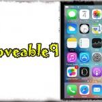 Moveable9 - ステータスバーのアイコンを自分好みに並び替え [JBApp]