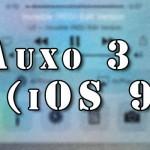 iOS 9に対応した「Auxo 3 (iOS 9)」がリリース、アップデートは$0.99に [JBApp]