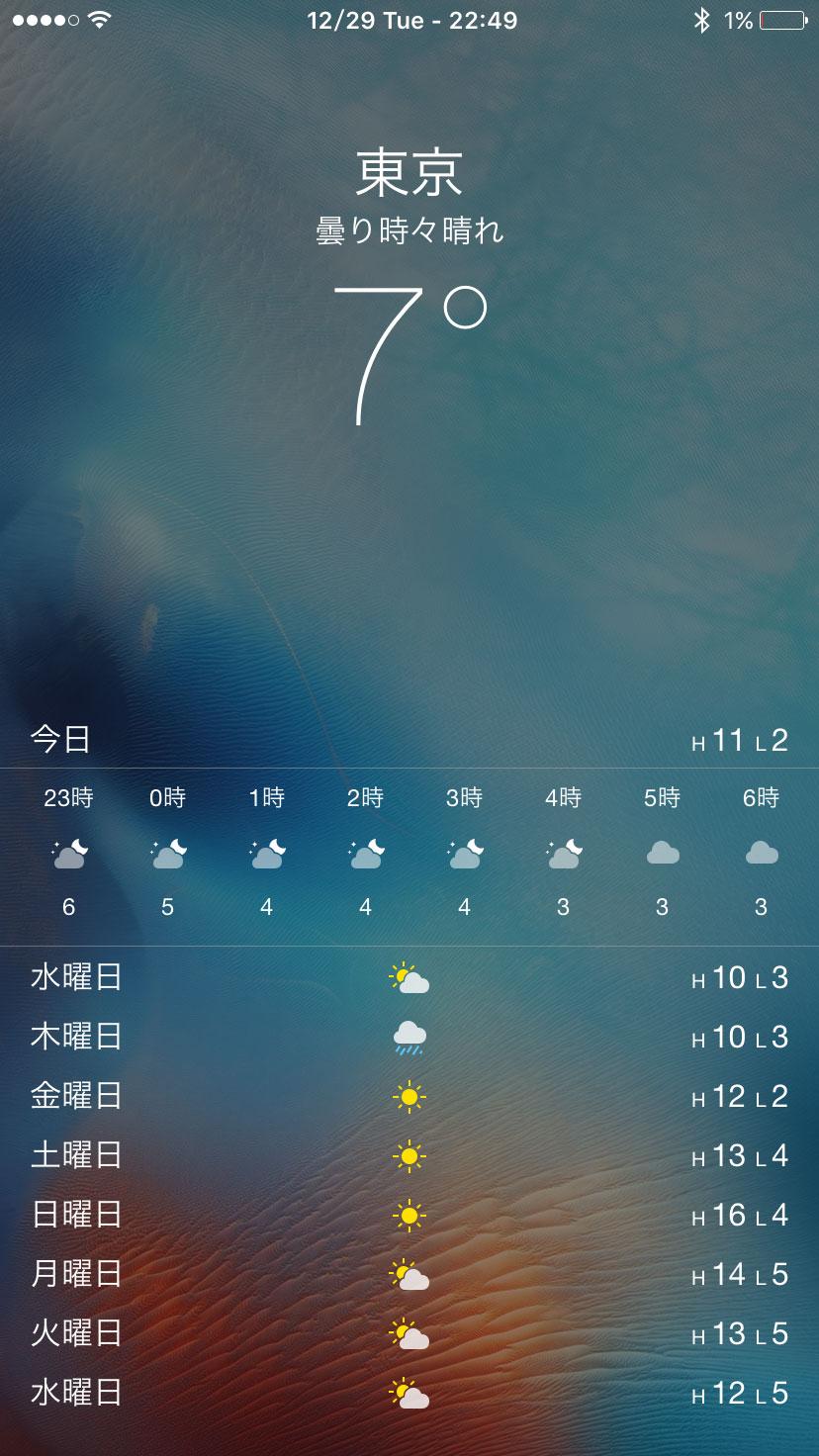 開発終了となった forecast の代用脱獄アプリが開発中 jbapp