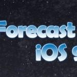 開発が停止した「Forecast」のiOS 9対応ベータテストが開始!! 別の開発者が協力 [JBApp]