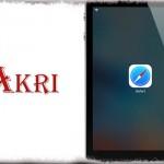 Akri - ロック画面の右ページに好きなアプリへのショートカットを配置 [JBApp]