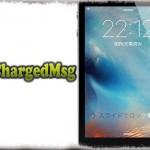 NoChargedMsg - ロック画面の充電中メッセージを除去 [JBApp]