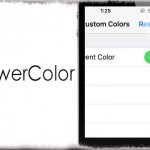 PowerColor - 残量に応じてバッテリーアイコンの色が変化 [JBApp]