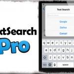 TextSearchPro - どこからでもウェブ検索や辞書検索をサクッと! [JBApp]